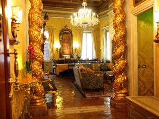 Pope Peretti Palace- Papal Suites - Rome vacation rentals