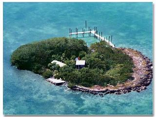 Tropical Private Island w/Houseboat, Boat & Kayaks - Marathon vacation rentals