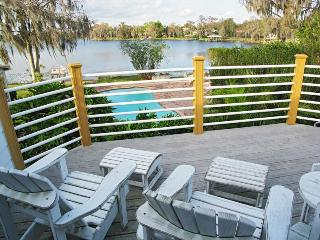Lakefront Guest Apartment Winter Springs, Oviedo - Winter Springs vacation rentals