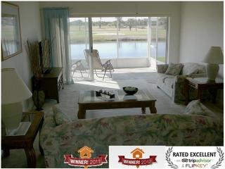 Disney.. Golf.. View.. Low rates..You have it all! - Orlando vacation rentals