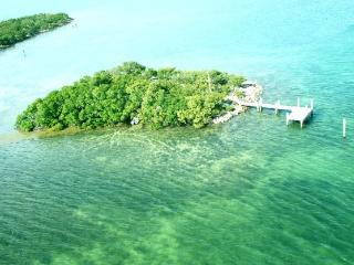 Dolphin Jump Key Home w/Private Island & Motorboat - Marathon vacation rentals