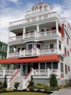 Property 93928 - Heavenly Condo in Cape May (Cape May 3 BR/3 BA Condo (93928)) - Cape May - rentals