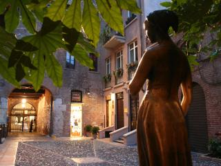 EXCLUSIVE APARTMENTS INSIDE JULIET'S COURTYARD - Verona vacation rentals