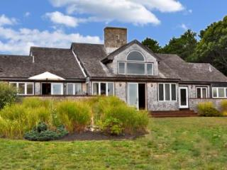 FARM NECK CONTEMPORARY WITH WATER & GOLF VIEWS - OB FCON-10 - Oak Bluffs vacation rentals
