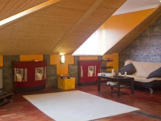 Modern and big attic central located FREE parking - Asturias vacation rentals