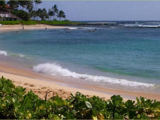 Beautiful Ocean Close Remodeled Townhouse in the H - Poipu vacation rentals