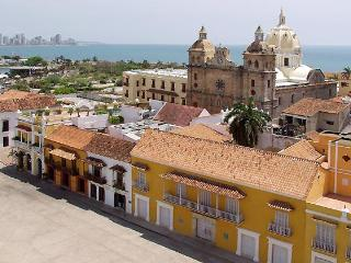Romantic guesthouse  in the center of Cartagena - Cartagena vacation rentals