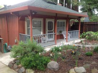 Riverfront Wine Country Cottage With Spa/Views - Healdsburg vacation rentals