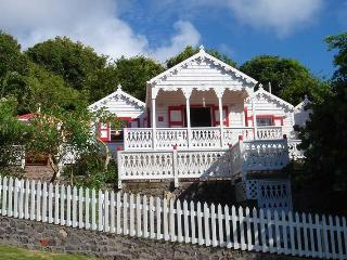 Flamboyant Cottage, Saba - Great View & Pool! - Windwardside vacation rentals