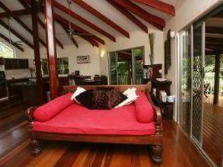 Luxury Indonesian Day Bed - Halwyn (Daintree Secrets Award Winning Retreat) - Daintree - rentals
