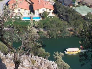 Villa (sleeps 6) at Dalyan center by riverside - Dalyan vacation rentals