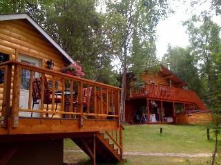 Beautiful Lakefront Lodge - Home and Cabin rentals - Alaska vacation rentals