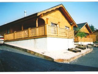SCANDINAVIAN  LODGE, 2 GLENMALURE PINES, CO. WICKLOW - Wicklow vacation rentals