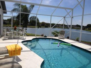 This Lake view Pool home has it All! - Kissimmee vacation rentals