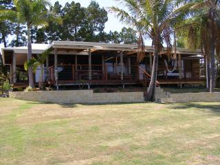Absolute waterfront Island home - Oxenford vacation rentals