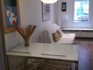 Centric, bright, quiet with terrace - Vilanova del Valles vacation rentals