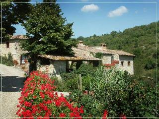 Authentic 4BR farmhouse - Siena vacation rentals