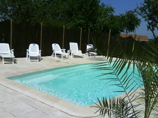 Country house with pool - Poitiers vacation rentals