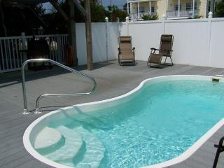 Blue Dolphin 6 BR w/ Private Pool, Elevator, 3 fls - Surfside Beach vacation rentals