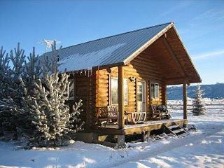 Darby Cabin & Barn - Victor vacation rentals