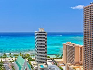 Deluxe Ocean View-WAIKIKI BANYAN-All the extras! - Honolulu vacation rentals