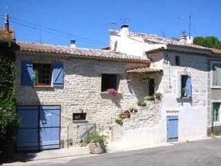 La Trouvaille - village house w/pool near Uzès - Gard vacation rentals