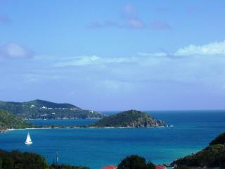 HAPPY OUR - great location & exceptional views at the right price! - Coral Bay vacation rentals