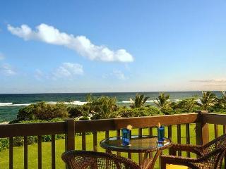 Kaha Lani 219- Breathtaking Oceanfront Condo!! - Kapaa vacation rentals