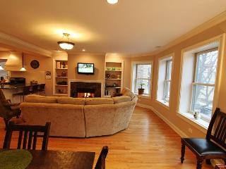 Luxurious Vintage Condo on Chicago's North Shore - Chicago vacation rentals
