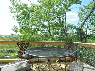 Barton View - A: 2 bedroom, 2 baths with a view! - Buda vacation rentals