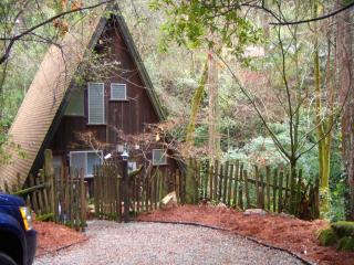 Cottage on the Creek/Nestled Under RedwoodsCO00370 - Felton vacation rentals
