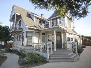 Historic Downtown Victorian, a True One of a Kind! - Santa Barbara County vacation rentals