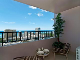 Ocean View Condo Full Kitchen and Free Parking - Honolulu vacation rentals