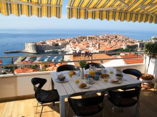 Panoramic views on the Old Town and Sea - Hot Tub! - Zaton (Dubrovnik) vacation rentals