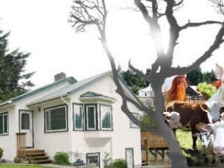 Arbutus Guest House at White Rapids Ranch - Nanaimo vacation rentals