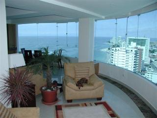 Salinas Ecuador 20th Floor Spectacular Two Bed Condo - Salinas vacation rentals