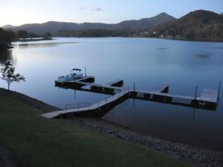 AMAZING VIEWS FROM THIS LOVELY LAKEFRONT RENTAL! - Hiawassee vacation rentals