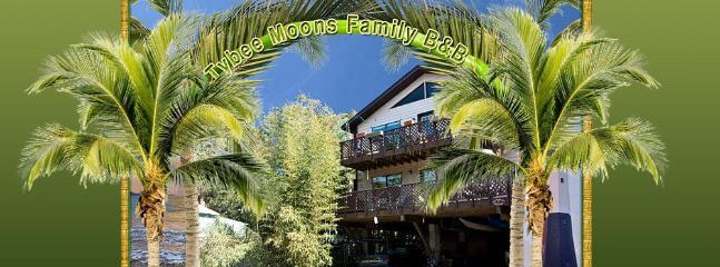 Front view - Tybee Moons Family B&B - Tybee Island - rentals
