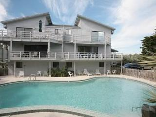Sandcastle Paradise: a lovely ocean view townhome - New Smyrna Beach vacation rentals