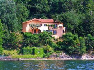 Unique lakefront villa with beach! - Pino Lago Maggiore vacation rentals
