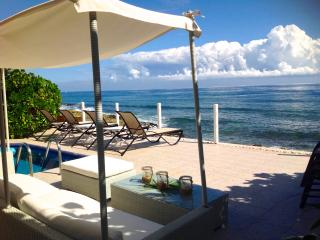 Oceanfront Private Villa Rated Top 2 with Chef ! - Puerto Aventuras vacation rentals