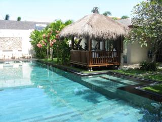 Villa Samsara -  BIG sparkling pool! Elegant decor - Canggu vacation rentals