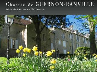 LUXURY APARTMENTS WITH SWIMMING POOL & TENNIS - Ranville vacation rentals