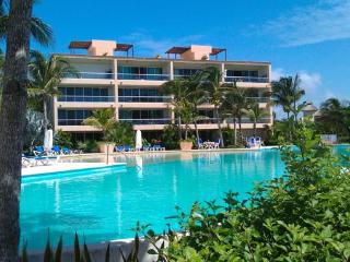 Spacious 2/3 Waterfront Condo 5 Minutes From Beach - Puerto Aventuras vacation rentals