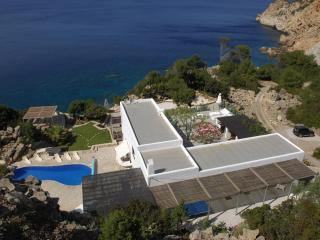 Seafront villa that sleeps up to 16 in Ibiza - Sant Joan de Labritja vacation rentals