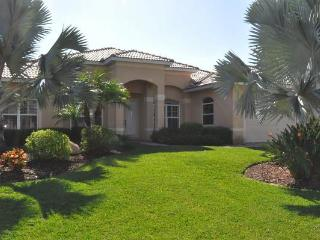 Cape Coral 5 bedroom house+ southern exposure pool - Naples vacation rentals