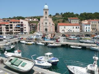 Stylish Apartment in Port-Vendres (South France) - Pyrenees-Orientales vacation rentals