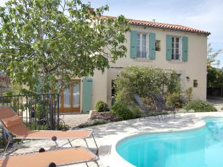 Maison Beaufort: A Sunny Garden and Vineyard Views - Languedoc-Roussillon vacation rentals