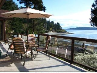 Halfmoon Haven Beachfront Retreat & Spa - Cottage - Halfmoon Bay vacation rentals