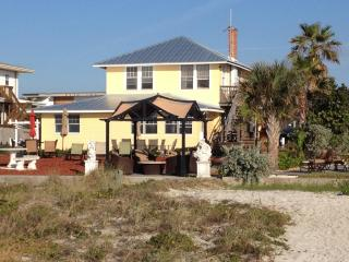 A real Beach House (suite sleeps 8) No more condos - Indian Shores vacation rentals